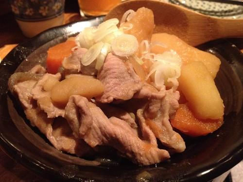 肉じゃが@原宿タップルーム