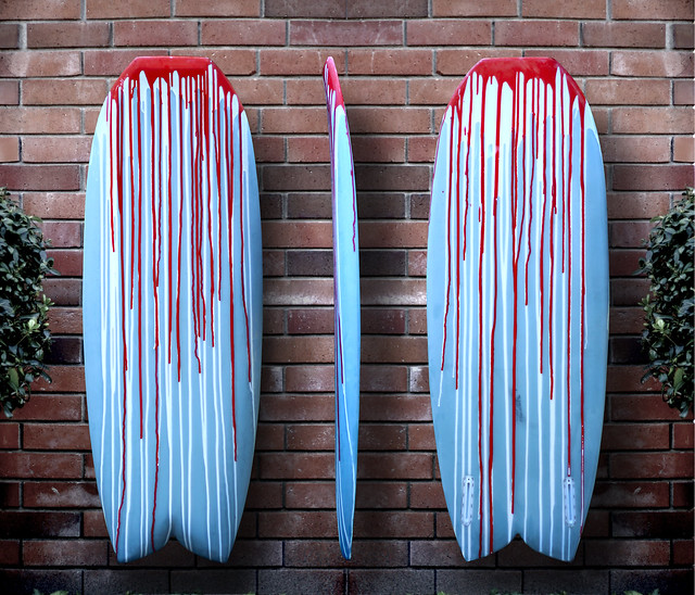 JDP Concepts Surfboards - Captain Ahab