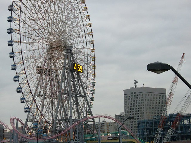 201302p 横浜 みなとみらい Yokohama Minato-Mirai PENTAX Optio S10