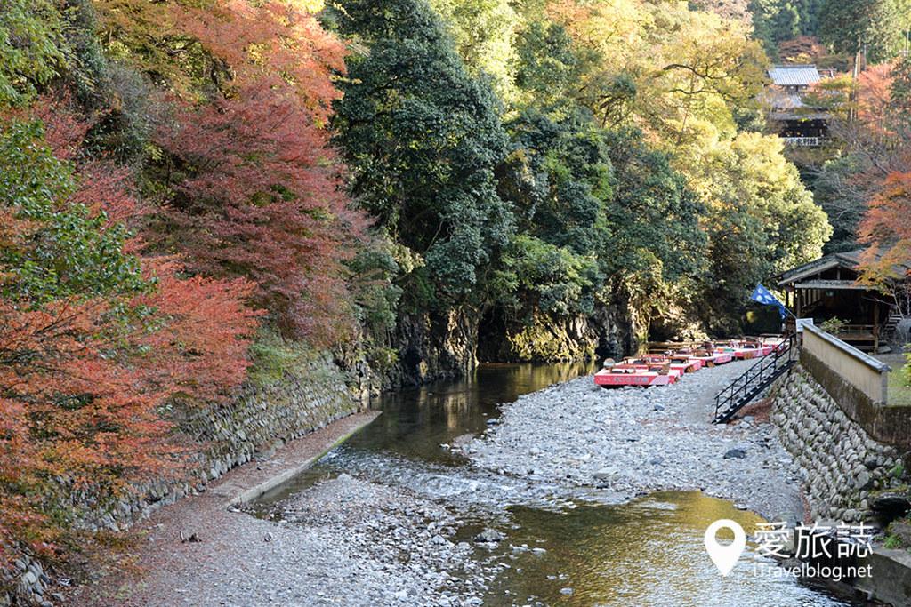 京都赏枫景点 高雄西明寺 37