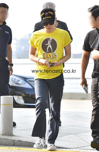 Big Bang - Incheon Airport - 07aug2015 - tenasia - 10