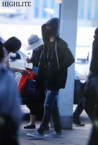 Big Bang - Incheon Airport - 19jun2015 - High Lite - 01