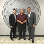 Kids, Incorporated President & CEO Jimmy Lackey, Matt Birk, & Paul - Amarillo, Texas