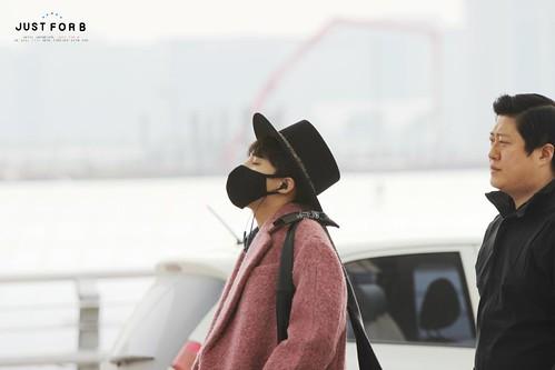 Big Bang - Incheon Airport - 21mar2015 - G-Dragon - Just_for_BB - 04