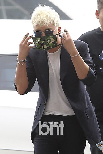 Big Bang - Incheon Airport - 26jun2015 - BNT - 09