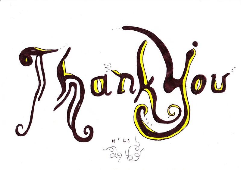 LG draw N°46 - Thank you #lg #lgdraw #draw #drawing #thank #you #creation #imagination #creativity #art #design