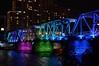 Blue Bridge of Color