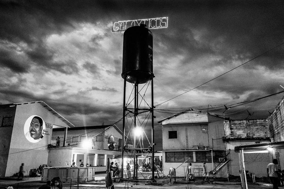 邊緣文化/委內瑞拉最危險監獄—牆內的混沌與罪惡19