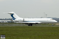 VP-CMA - 9243 - Private - Bombardier BD-700-1A11 Global 5000 - Luton - 120518 - Steven Gray - IMG_1717