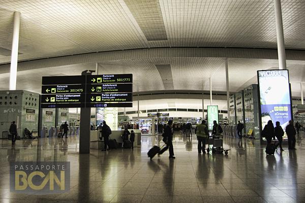 El Prat, aeroporto de Barcelona