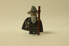 LEGO The Hobbit The Goblin King Battle (79010) - Gandalf the Grey
