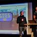 Markus Beckedahl und Henrik Moltke by netzpolitik.org
