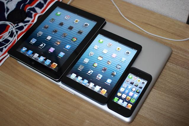 iPad mini Retinaディスプレイモデルが発売開始!!
