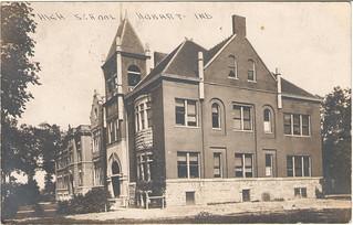 Hobart High School, Hobart, Indiana