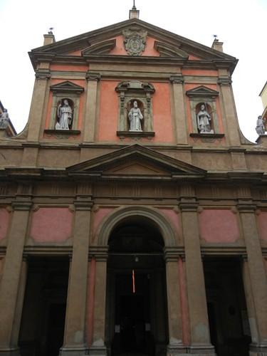 DSCN3578 _ Cattedrale di San Pietro, Via dell'Indipendenza, Bologna, 17 October
