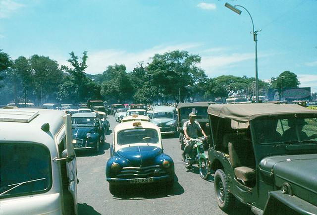 Saigon Taxi 1965-66