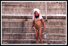 Bañarse en el Ganges