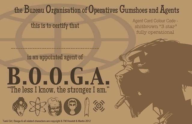 booga agent card