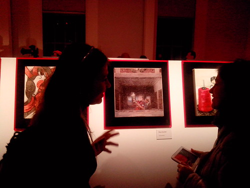 Alla mostra della Fondazione Milan alla Triennale by Ylbert Durishti