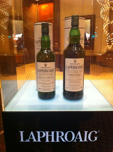 Laphroaig Single Malt Scotch Whisky - Triple Wood & PX Cask