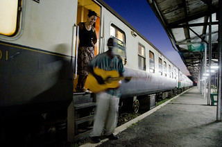 Mombasa Railway Entertainment