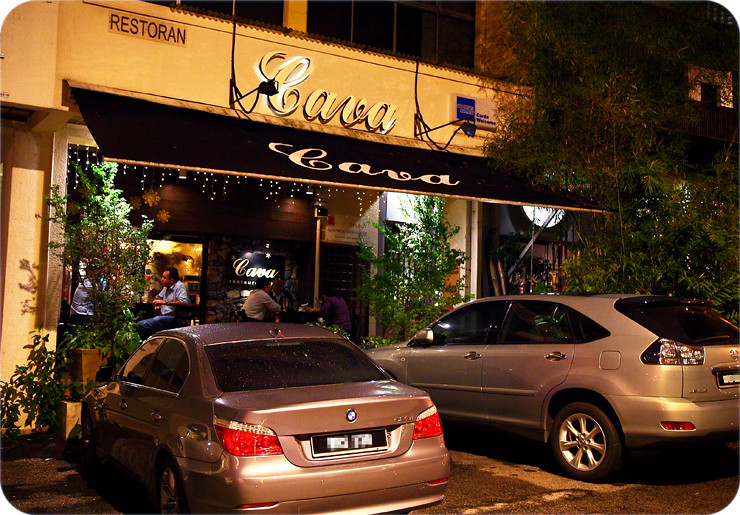 Cava Restaurant And Bar Bangsar