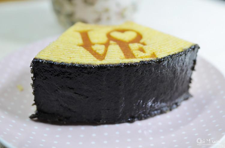 [試吃]元樂NEW厚燒年輪蛋糕。LOVE烙印甜於心