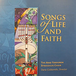 CD Jacket for Songs of Life and Faith