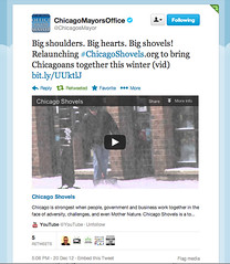 Mayor Emanuel Announces Chicago Shovels for 2012