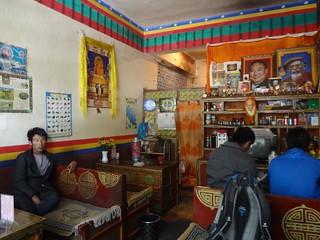 Restaurantes em Shigatse Tibete