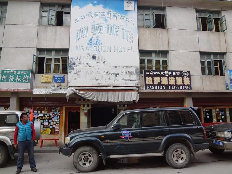 Hotel Nga-Dhon em Nyalam no Tibete