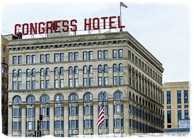 The Infamous Congress Hotel