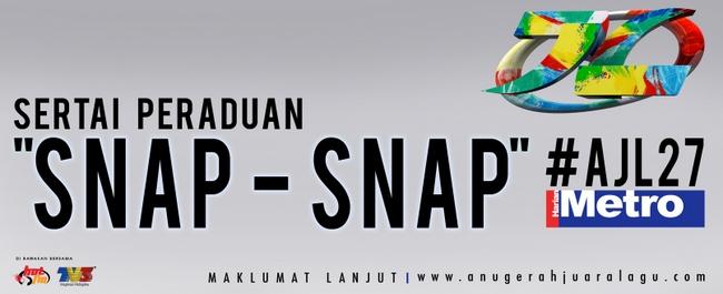 Peraduan Snap-Snap #AJL27 Harian Metro