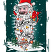 Merry Christmas and a good flight into the new year! by AgeAge
