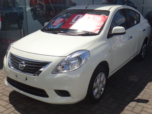 2012 Nissan Almera ST by TuRbO_J