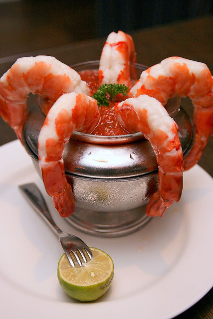 Jumbo Prawn Cocktail