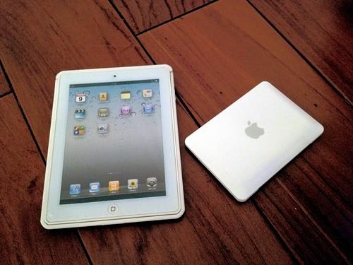 iPad 化妝鏡 & Macbook air 隨身鏡