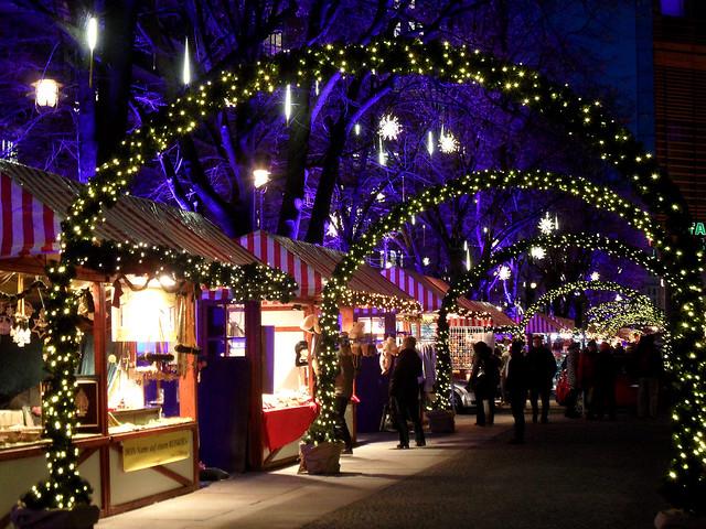 Weihnachtsmarkt Alte Potsdamer Straße