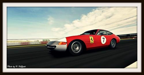 1968 Ferrari 365 GTB/4 by Papa Borgia 74