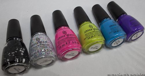 China Glaze Cirque du Soleil Worlds Away Collection (2)