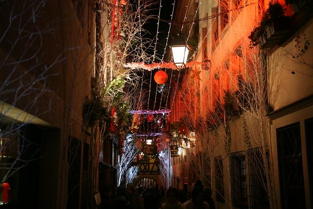 Strasbourg rue du chaudron 3 noel flickr photo sharing for Rue du miroir strasbourg