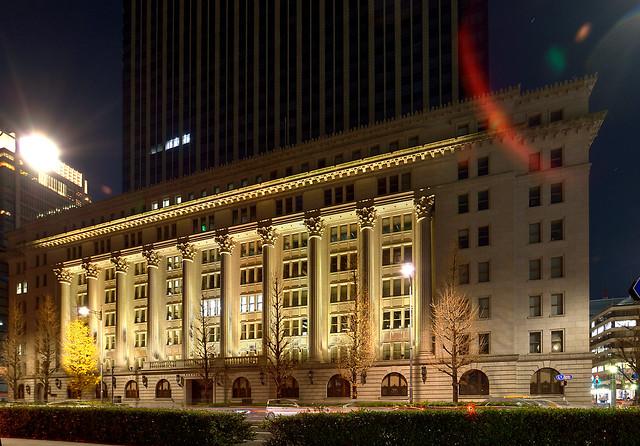 Meiji Yasuda Life Insurance Company Head Office (明治生命館)