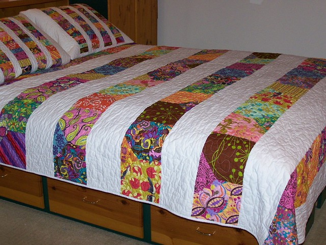 Dream On Queen Quilt