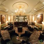Shangri-La Paris Bar in Fisheye