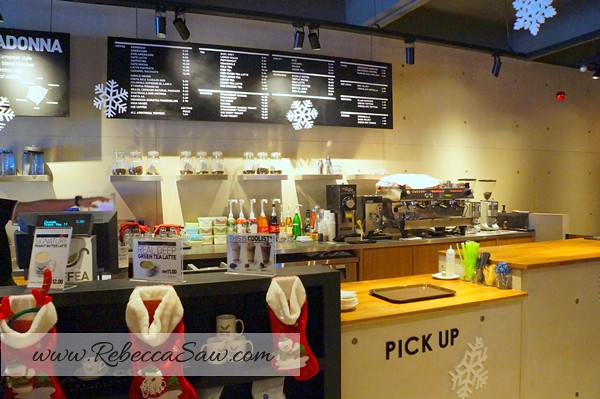 coffea coffee korea - telawi bangsar