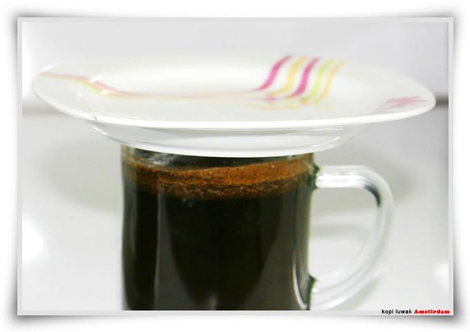 Kopi Luwak, kopi Luwak Tubruk