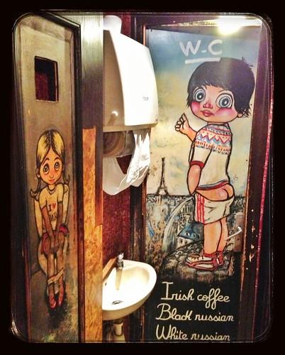 W.C. Wild Child by Paris Set Me Free