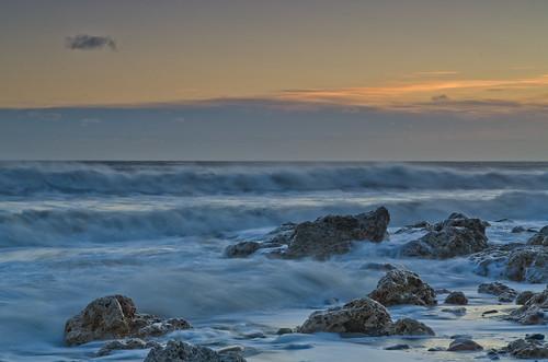 winter sunrise nikon soft waves northsea filters hitech seaham blastbeach 0609 gnd coastaluk pd1001 d7000 pauldowning pauldowningphotography