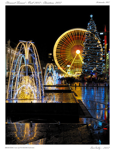 blue light france night google flickr noel hour nuit auvergne heure clermontferrand chrismast puydedome lumire belue bercolly