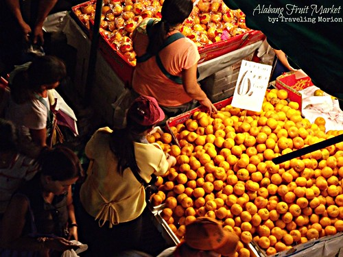 Alabang Fruit Market